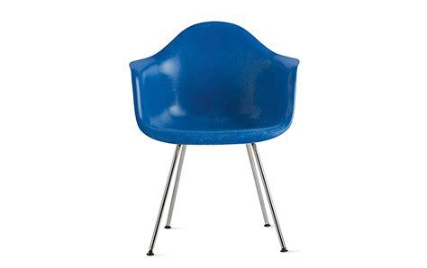 Eames Molded Armchair by Eames Molded Fiberglass 4 Leg Armchair Herman Miller