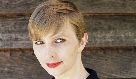 Army Pvt. Chelsea Manning, the transgender soldier