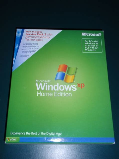 Windows Xp Home Edition by Microsoft Windows Xp Home Edition