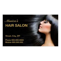business cards hair stylist hair salon business card business card zazzle