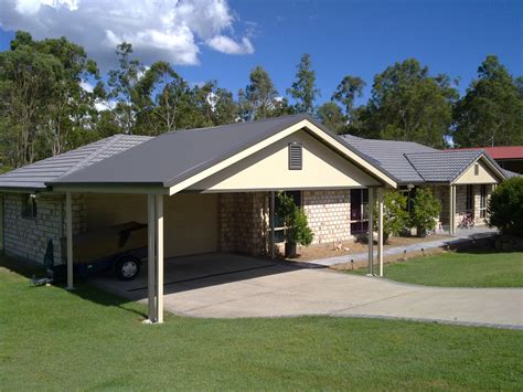 Photos Of Carports rebuilding or repairing your brisbane carport outside