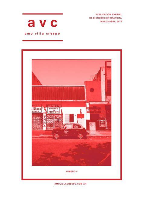 librerias villa crespo avc 5 marzo abril 2015 by avc amo villa crespo issuu