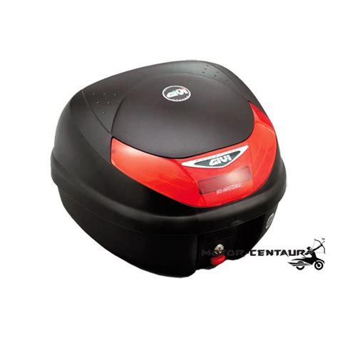 Box Motor Givi E30 Tn Givi Monolock Top Without Brake Light Tour E30tn Black