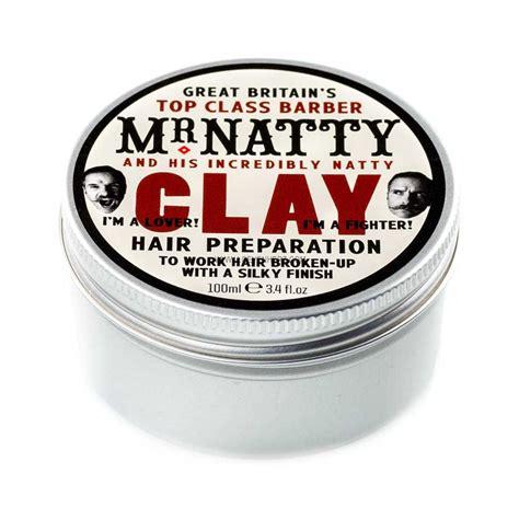 mattes haarwachs mr natty clay haarwachs pomade kaufen loevenherz