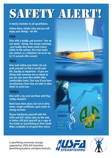 8 Safety Tips To Follow When Picking A Blind Date by Safety Underwater Skindivers And Fisherman S Association