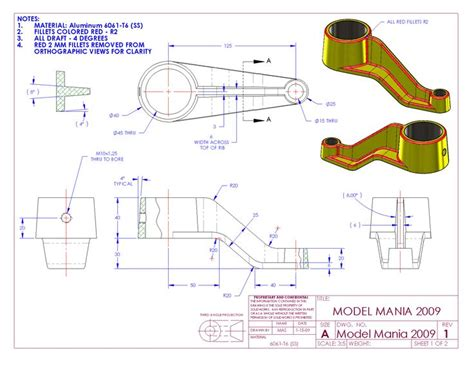 solidworks tutorial exercises pdf 217 best mechanical drawings blueprints cad drawings