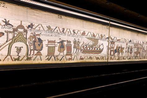 Tapisserie De Bayeux by La Tapisserie De Bayeux Sera Pr 234 T 233 E Au Royaume Uni En 2022