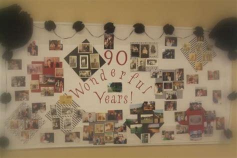 90th birthday decorations easy 90th birthday decor ideas