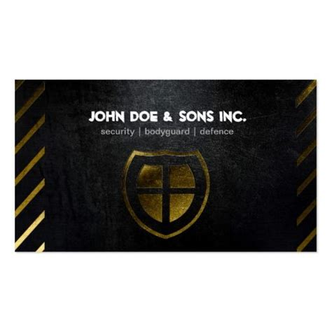 Bodyguard Business Card Templates by 17 Best Images About Bodyguard Business Cards On