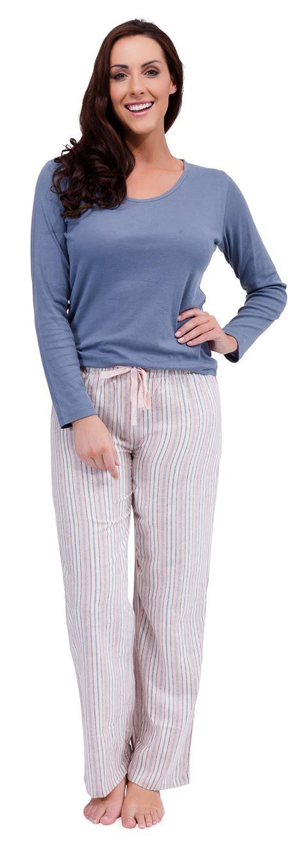 Pj Sleeve Crene womens pyjamas 2 set sleeved nightwear