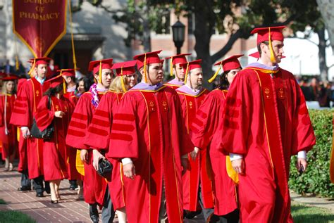 Usc Mba Requirement by For Fall Graduates Commencement Merely Symbolic Daily