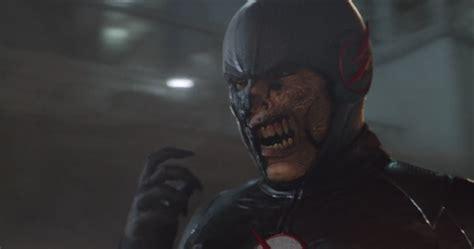 Flash Icy Black Original cw zoom vs darkseid animated n52 battles comic vine