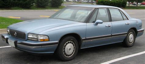 how does cars work 1992 buick coachbuilder free book repair manuals file 1992 96 buick lesabre jpg wikimedia commons