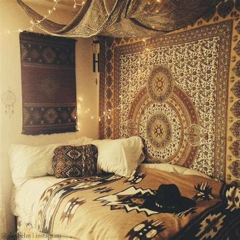 indie bedrooms hipster bedroom design