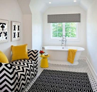 chevron badezimmerideen badezimmer ideen in schwarz wei 223 45 inspirierende beispiele