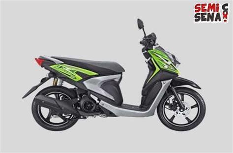 Baju Yamaha X Ride harga yamaha x ride 125 2017 review spesifikasi gambar semisena
