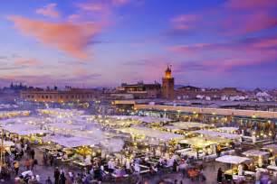 Morroco Style Marrakech The Tourist City Of Morocco Inspirationseek Com