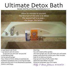 Spleen Detox Bath by Living Essential Oils For The Spleen Immune Support