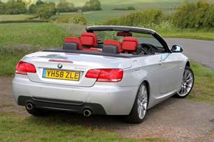 Used Bmw 3 Series Convertible Bmw 3 Series Convertible Review 2007 2013 Parkers