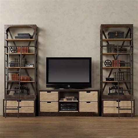 matching desk and tv stand 50 inspirations tv stands with matching bookcases tv