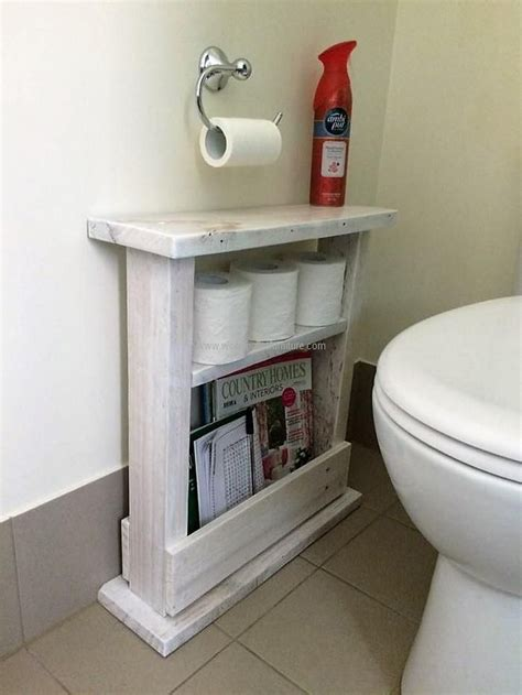 bathroom recycling 40 easy ideas for pallet recycling bathroom rack pallet