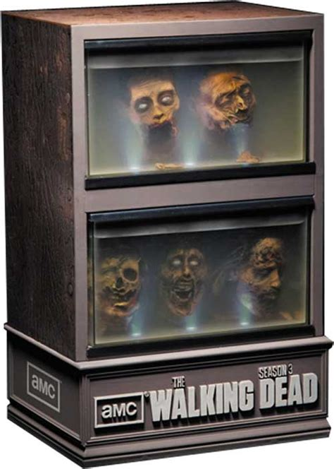 The Walking Dead The Complete 3rd Season Dvd New Sealed the walking dead dvd news update about the walking dead