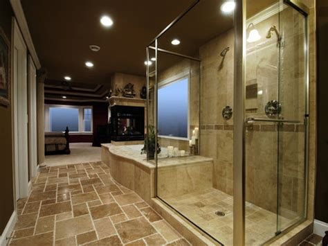 Open Bedroom Bathroom Design Master Bedroom Bathroom Master Bedroom Bathroom Open Floor Plan Master Bedroom Bathroom Suites
