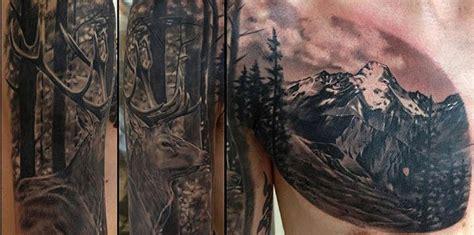 mountain scene tattoo designs 25 amazing travel tattoos designs tour my india