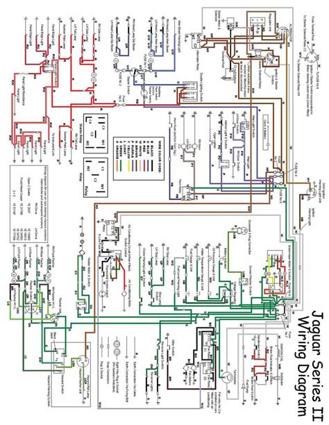 jaguar e type wiring diagram 28 wiring diagram images