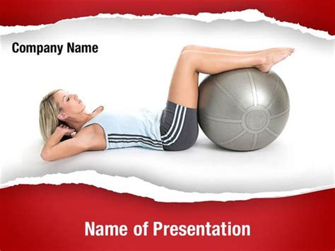 fitness powerpoint templates fitness exercise powerpoint templates fitness exercise