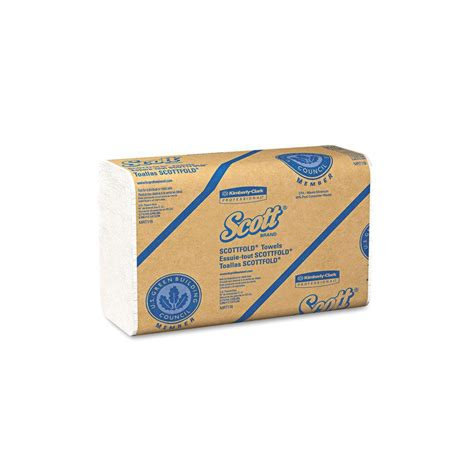 M Fold Paper Towels - fold white m paper towels 175 pack kcc01960 the