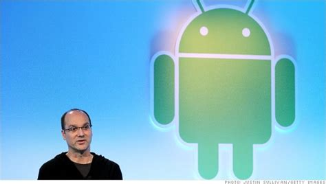 andy android android andy rubin steps mar 13 2013