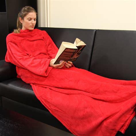 kuschelige decke kuschelige ganzk 246 rper decke wellness geschenk rot decke hugz