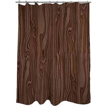 Walmart Camo Curtains Best 25 Brown Shower Curtains Ideas On Pinterest Brown