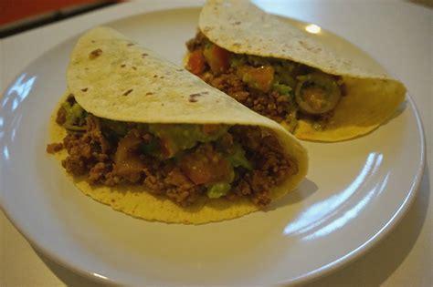 cucinare carne macinata tacos messicani con carne macinata cucina dal nord