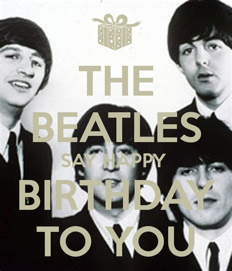 download mp3 the beatles happy birthday beatles birthday quotes quotesgram