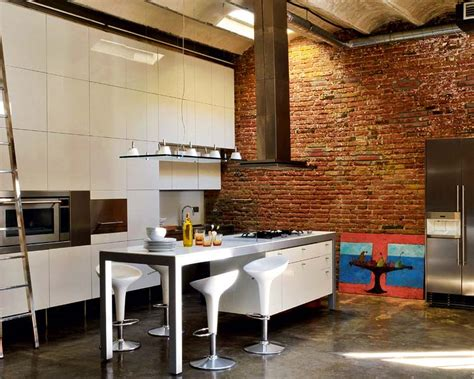 industrial modern interior design renovated loft with industrial interior design digsdigs