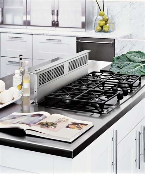 stove with built in exhaust fan all about vent hoods vent hoods and ranges