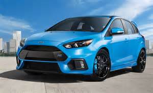 Ford Rs 2016 2017 Ford Focus Rs For Sale In Your Area Cargurus