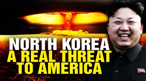 Real Korea 2017 yes korea is a real threat to america here s why