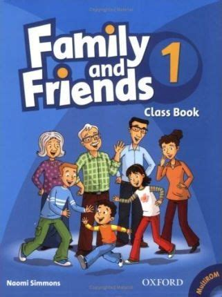 family friends 1 family and friends 1 class book and multirom pack 9780194812078