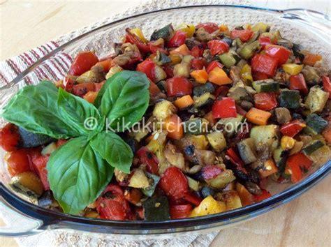cucinare verdure dietetiche verdure al forno ricetta light con verdure a scelta