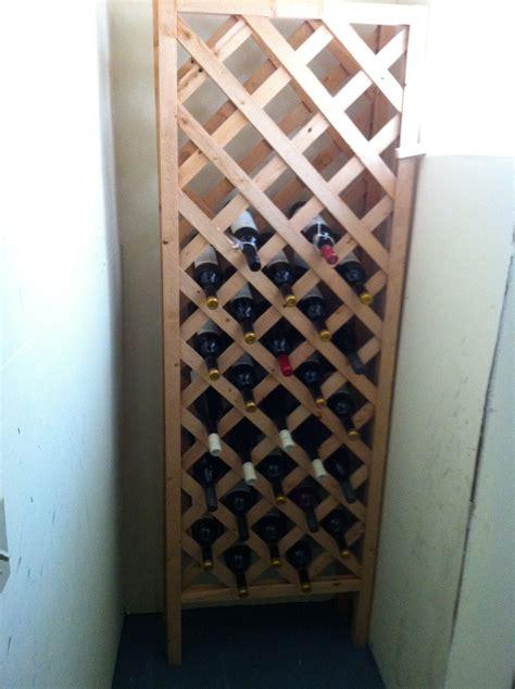 Diy Wine Closet by The Diy Wine Cellar Aaron Berdofe S Wine And Food Experience