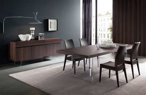 modern dining room tables italian elite modern italian dining table diamond black lacquered