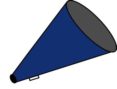 megaphone clipart megaphone blue clip at clker vector clip