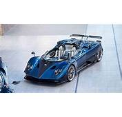 Pagani Zonda HP Barchetta Is Truly The Ultimate