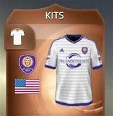 Jersey Mls Orlando City 2015 Home Away Soccer Jerseys Globebuy 2015 Mls Team Season Orlando City