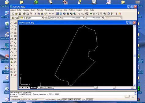 www autocad desenhar mapas no autocad 2002 coordenadas utm youtube