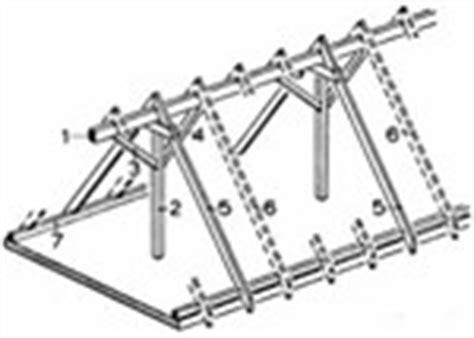 pfettendach mit liegendem stuhl dachstuhl geneigtes dach glossar baunetz wissen