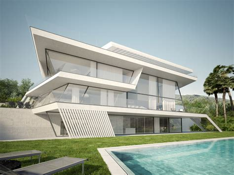Architectural House Cgarchitect Professional 3d Architectural Visualization User Community Architectural